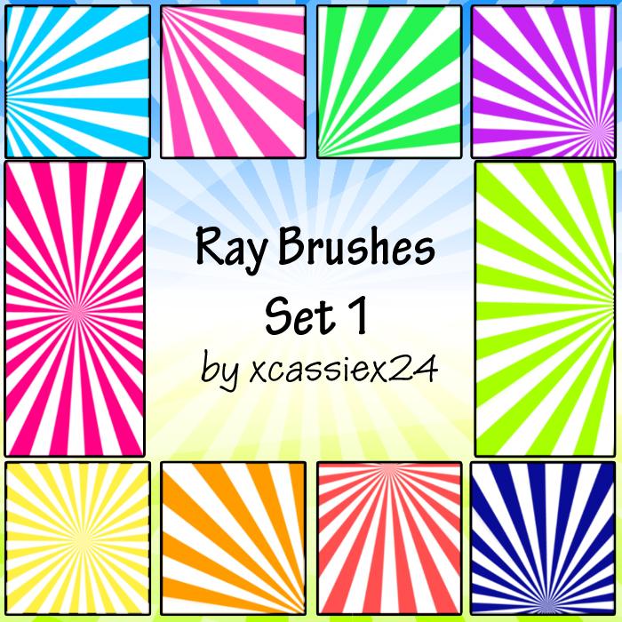 Ray_Brushes_Set_1