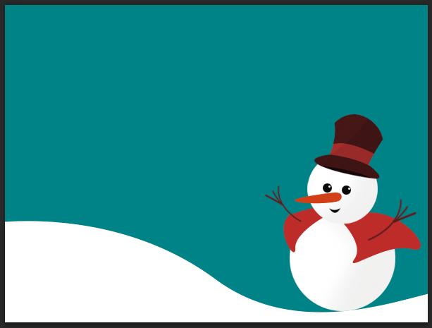 muñeco de nieve2