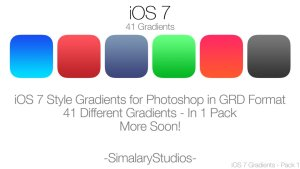iOS 7 Gradients 1