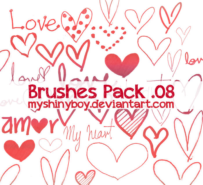 Brushes Pack .08