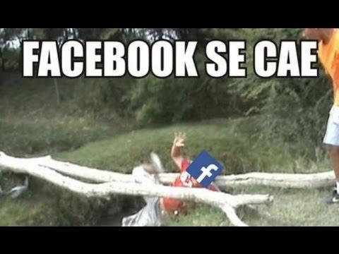 Se cayó Facebook e Instagram y se viralizan memes