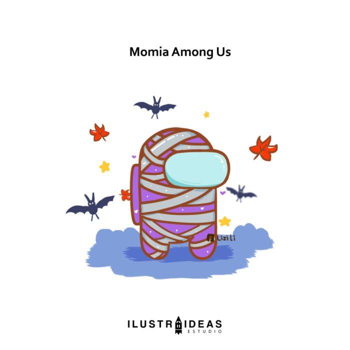 momia Among Us