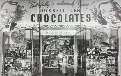 History of Darrell Lea – An Australian Icon