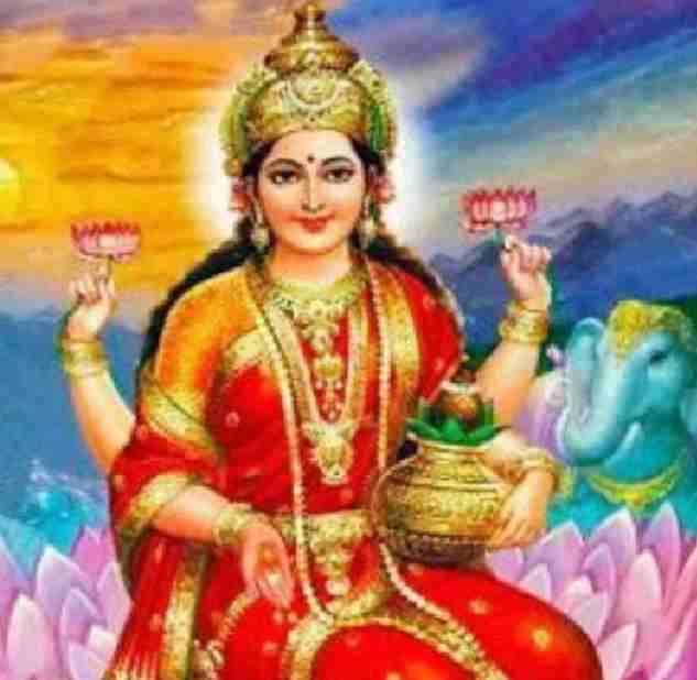 laxmi mata aarti lyrics in hindi