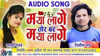 मया लागे गा तोर बर Cg Song Lyrics in Hindi