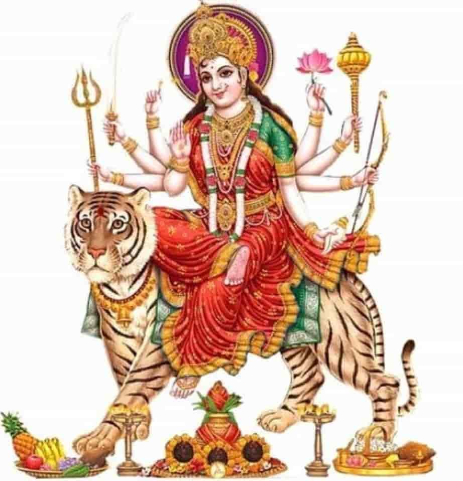 Durga bhawani dai tore angana cg jasgeet lyrics