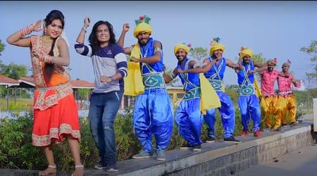 Gajra Khopa Wali cg song lyrics