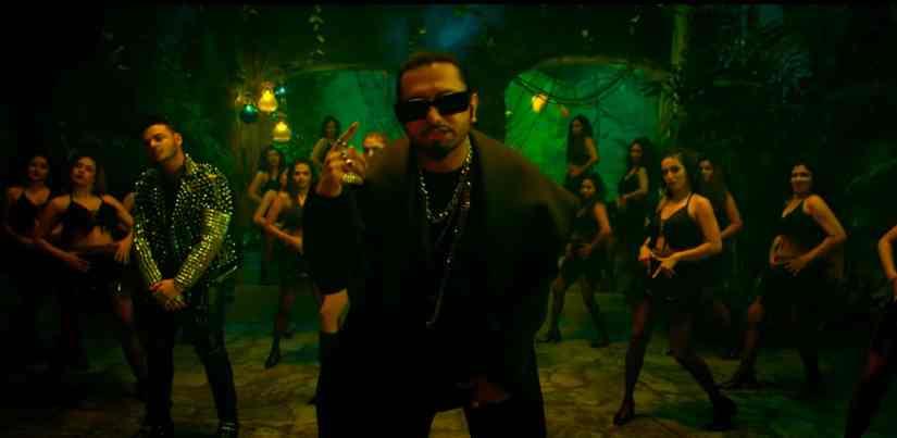 Shor Machega Machega Lyrics - Yo Yo Honey Singh Mumbai Saga