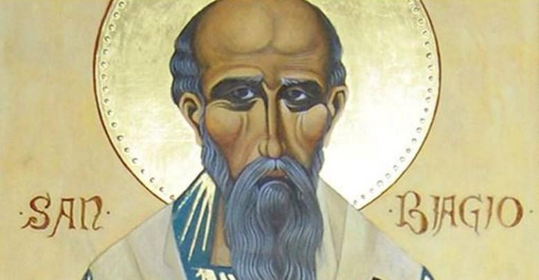 San Biagio Giorno Calendario.San Biagio Protegge La Salute Con La Benedizione Della Gola