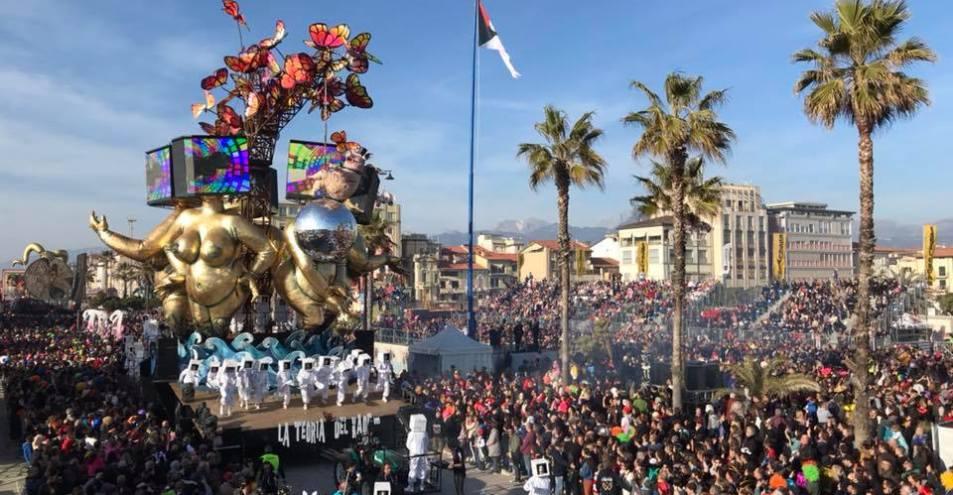 Calendario Carnevale Viareggio 2020.Carnevale Di Viareggio Incassi Record Progetti E