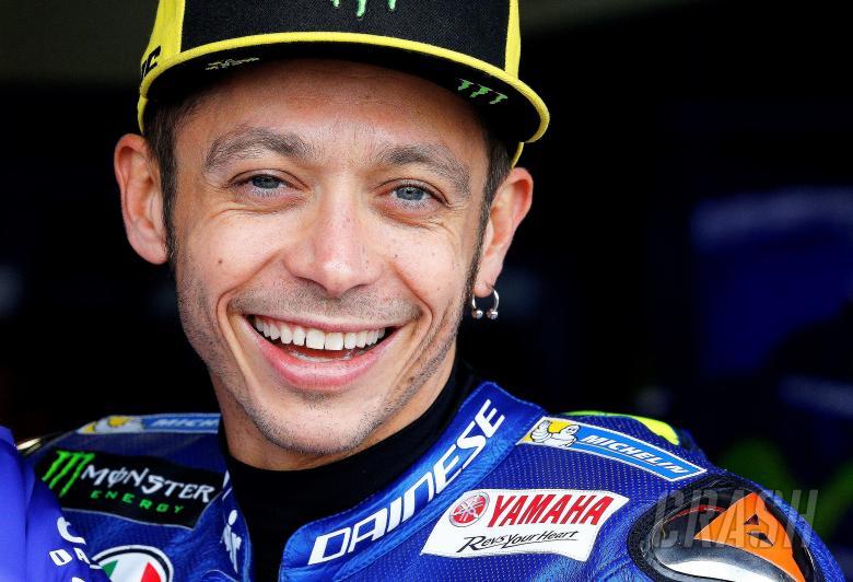 MotoGp: Valentino Rossi in prima posizione al termine delle prime libere