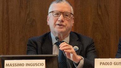 Massimo Inguscio, presidente del Cnr