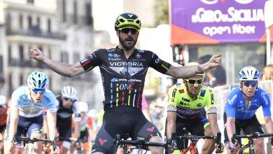 Giro di Sicilia - Riccardo Stacchiotti