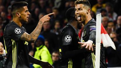 Ajax Juventus, Cristiano Ronaldo