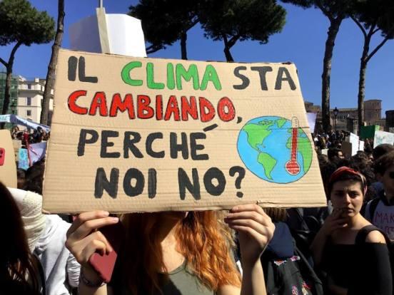 secondo sciopero clima