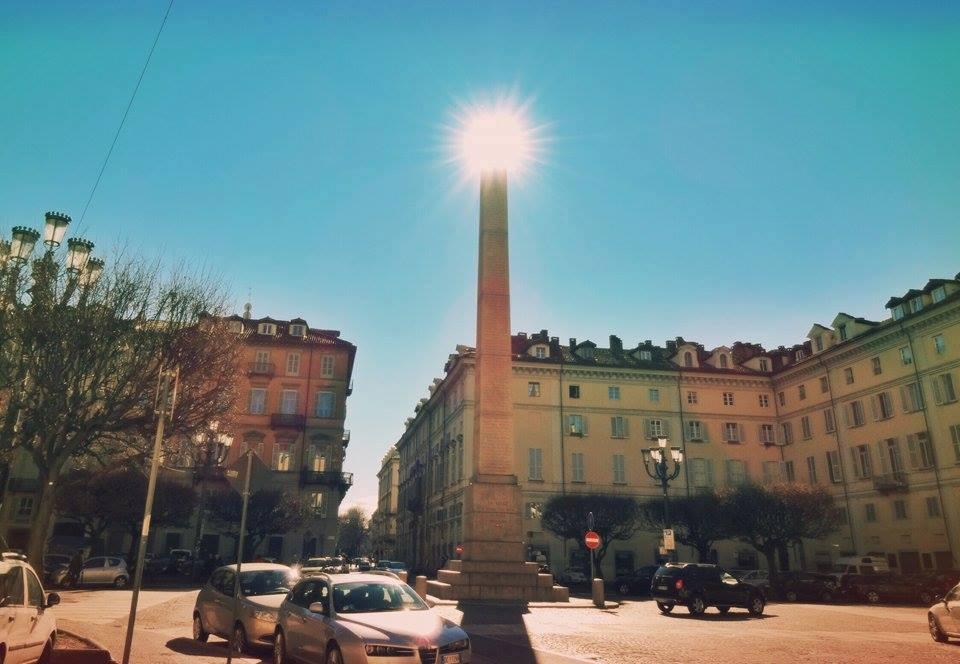 Piazza Savoia via della Consolata