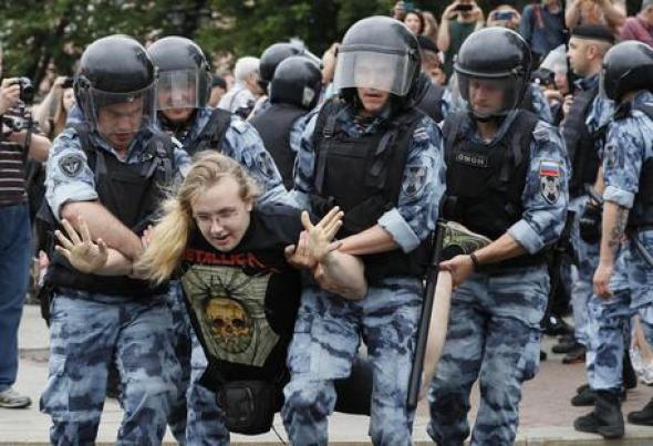 corteo golunov