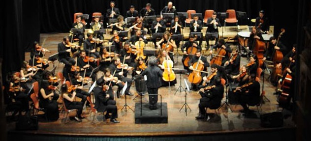 Young Talents Orchestra EY, festival spoleto