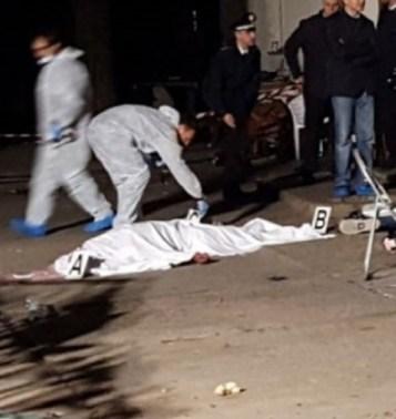 mattarella carabiniere ucciso
