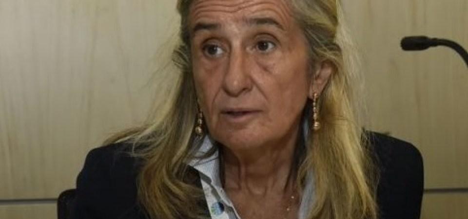 Lucia Morselli, presidente del cda e ad di ArcelorMittal Italia