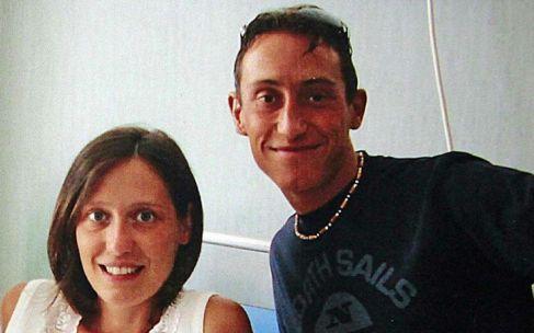 Una vecchia foto di Ilaria e Stefano Cucchi - Fonte Facebook Ilaria Cucchi