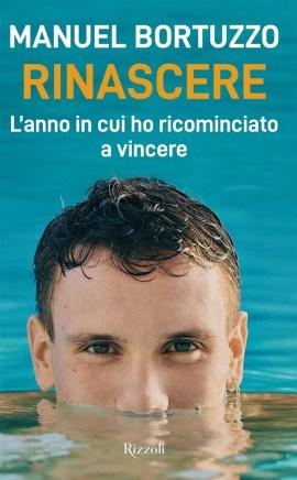 copertina libro manuel bortuzzo rinascere