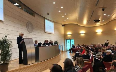 Cerimonia di premiazione Ospedali con i Bollini Rosa