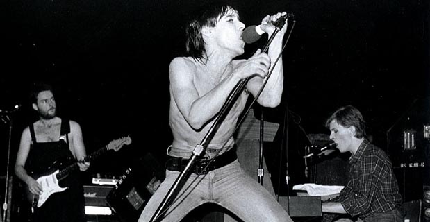 Punk iggy pop
