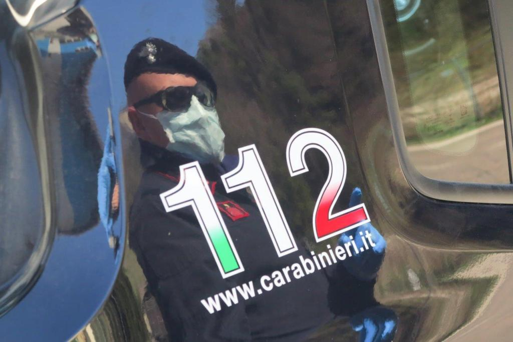 carabinieri anniversario