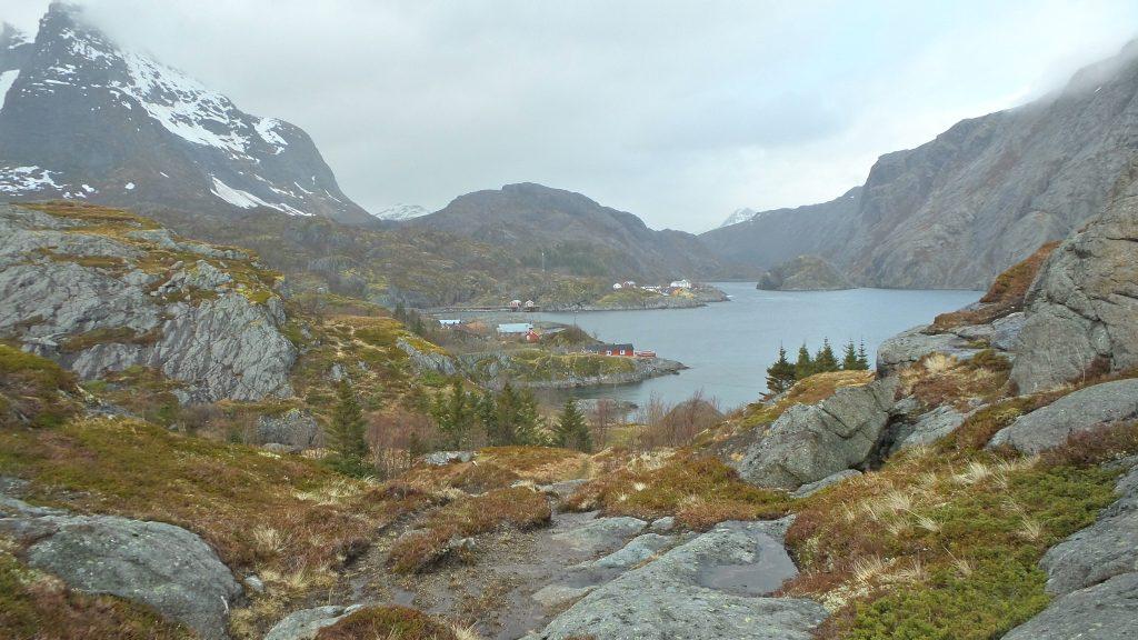 nusfjord isole lofoten