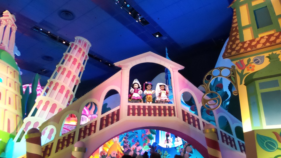 Disneyland Paris - It's a small world
