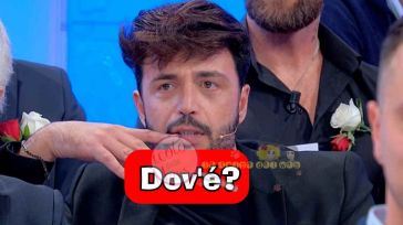 'Uomini e Donne' Che fine ha fatto Armando Incarnato?