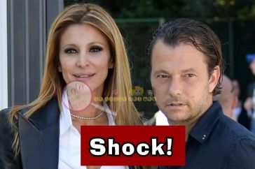 'Grande Fratello Vip' Esplode una bomba su Adriana Volpe a causa delle accuse pubbliche dell'ex marito Roberto Parli che lei fa subito censurare