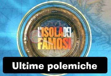 'Isola dei Famosi' Per il gran finale in Honduras arrivano polemiche dal web per la partenza di Cecilia Rodriguez e Arianna Cirrincione e per il rispetto delle norme anti Coronavirus!