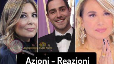 In occasione della morte di Raffaella Carrà, Selvaggia Lucarelli attacca le reazioni a suo giudizio troppo plateali di Tommaso Zorzi e Barbara D'Urso