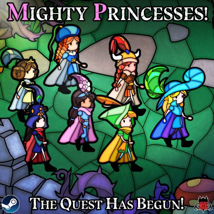 Little Briar Rose Mighty Princesses