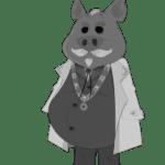 Bear With Me - Mayor Mills