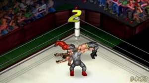 Fire Pro Wrestling World B