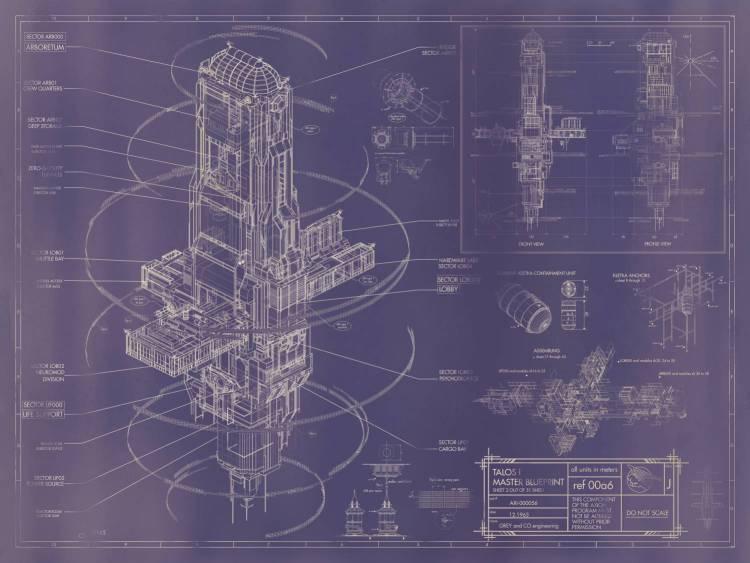 Talos I_Blueprint