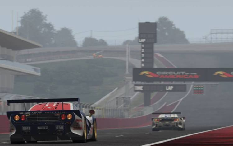 Project CARS 2 Circuit of the Americas