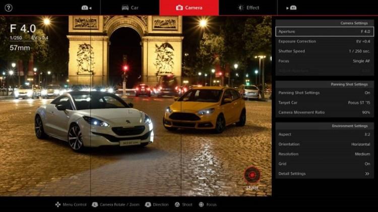 Gran Turismo Sport Demo D