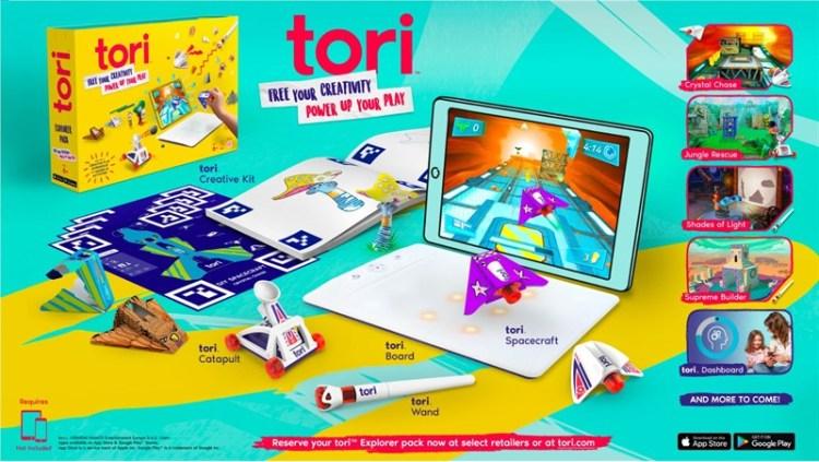 tori Explorer Pack