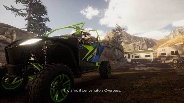 overpass recensione ps4