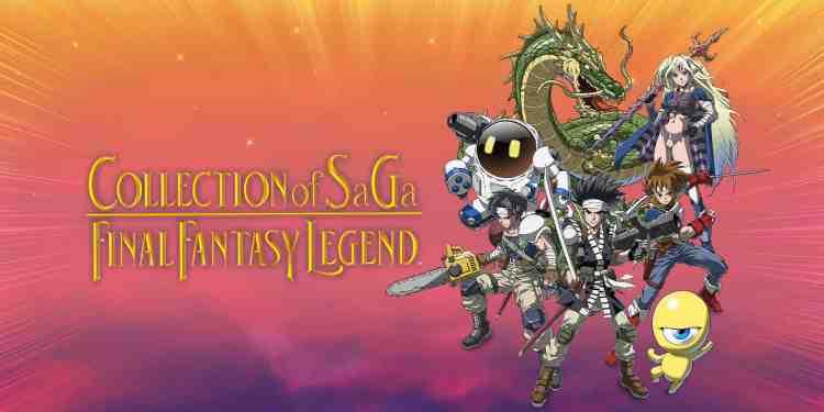 Collection of SaGa Final Fantasy Legend, in arrivo su Switch - IlVideogioco.com