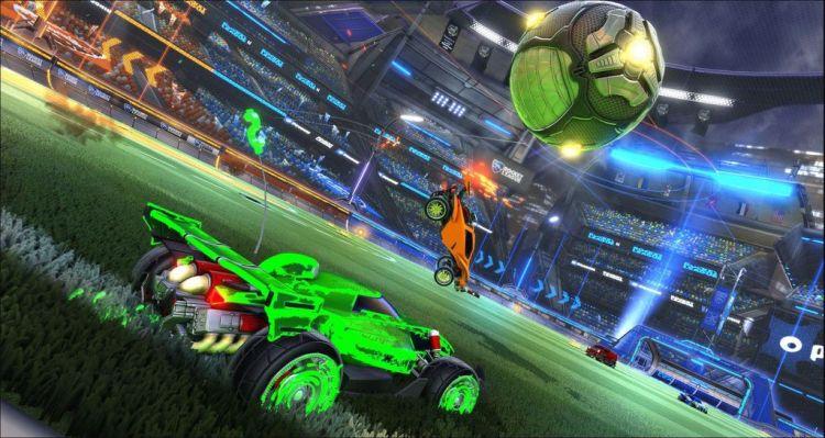Rocket League, a breve il passaggio al modello free-to-play