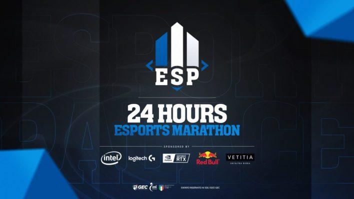 24 Hours Esports Marathon 2020