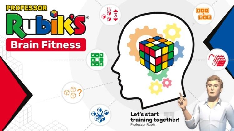 Professor Rubik's Brain Fitness, inizia l'allenamento - IlVideogioco.com