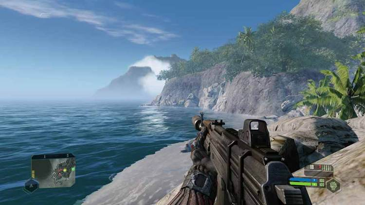 crysis remastered recensione ps4