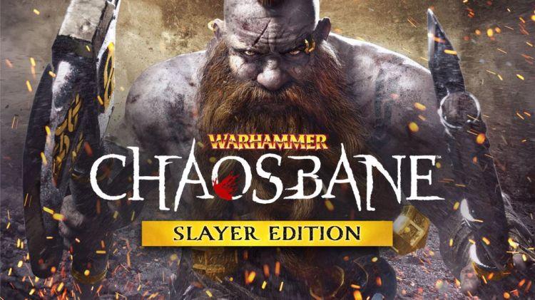 Warhammer: Chaosbane, la Slayer Edition arriva su next-gen