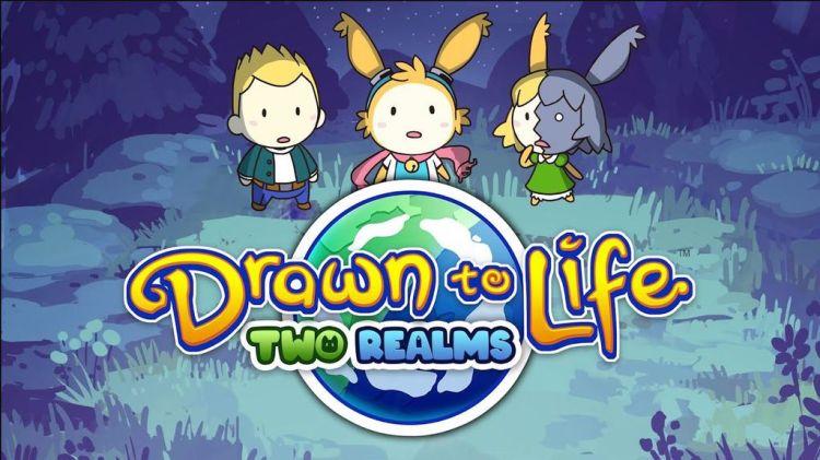Drawn to Life: Two Realms è disponibile da oggi - IlVideogioco.com
